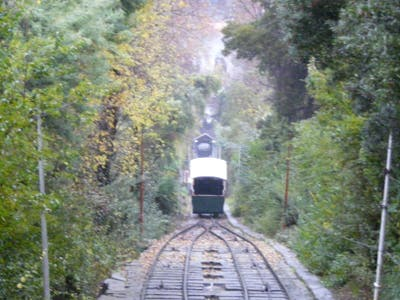 Funiculaire San Cristobal