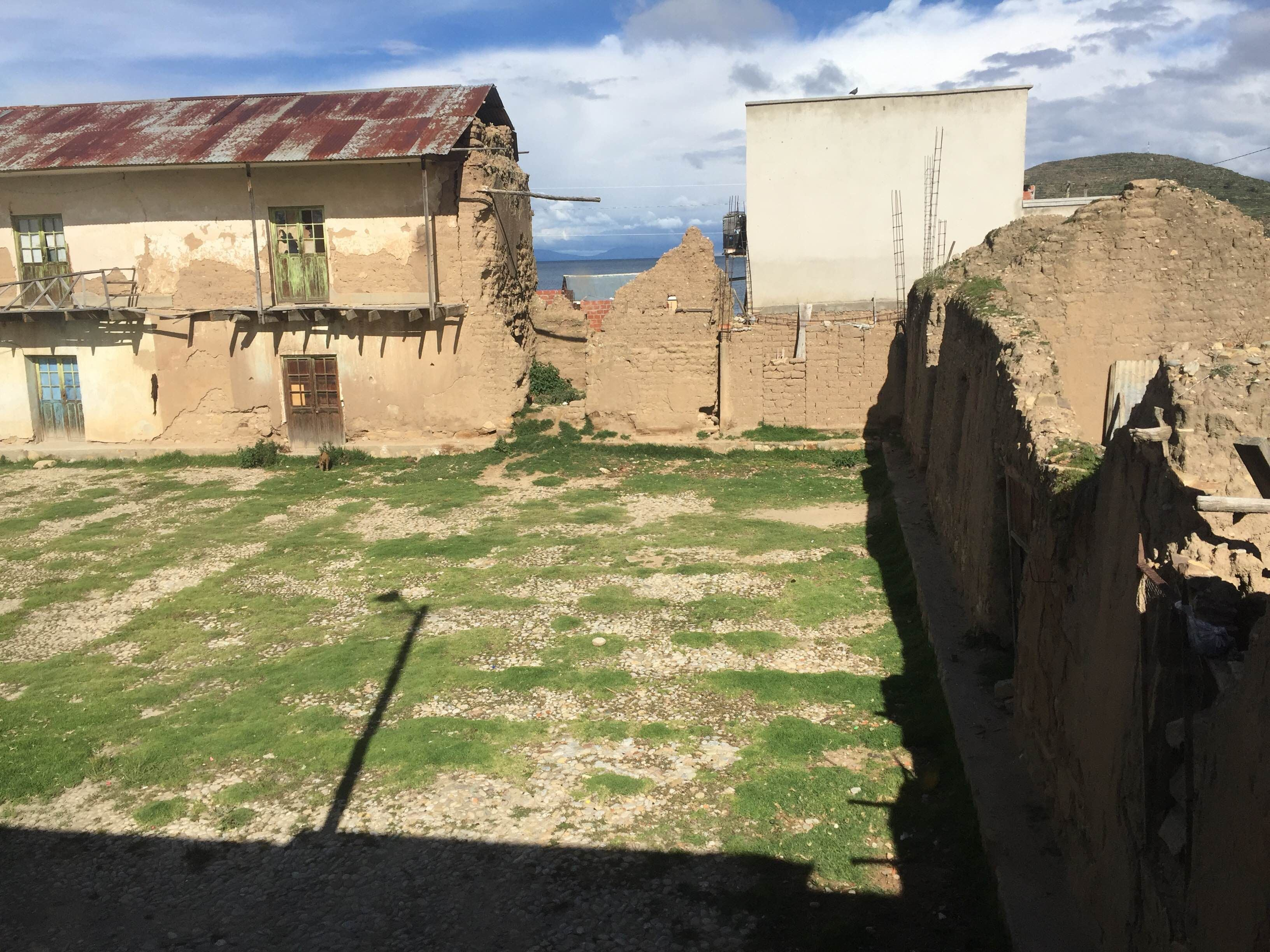 Ancient History in Calle Principal