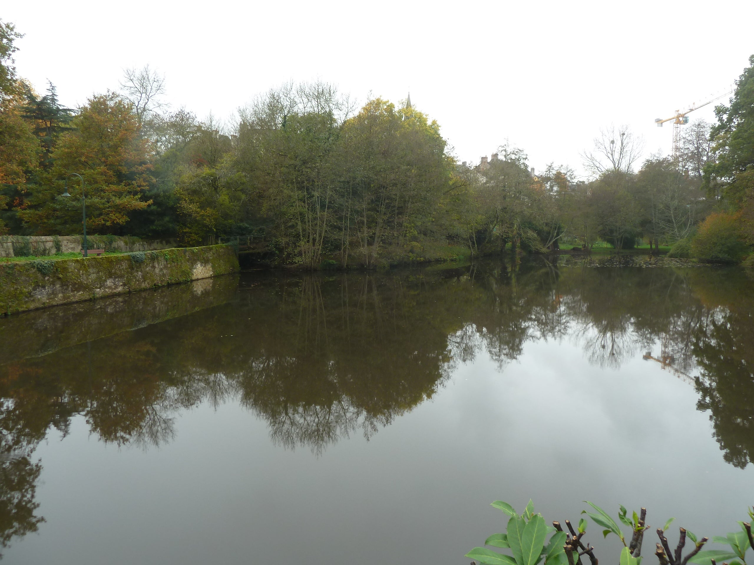pond of the Fabrique