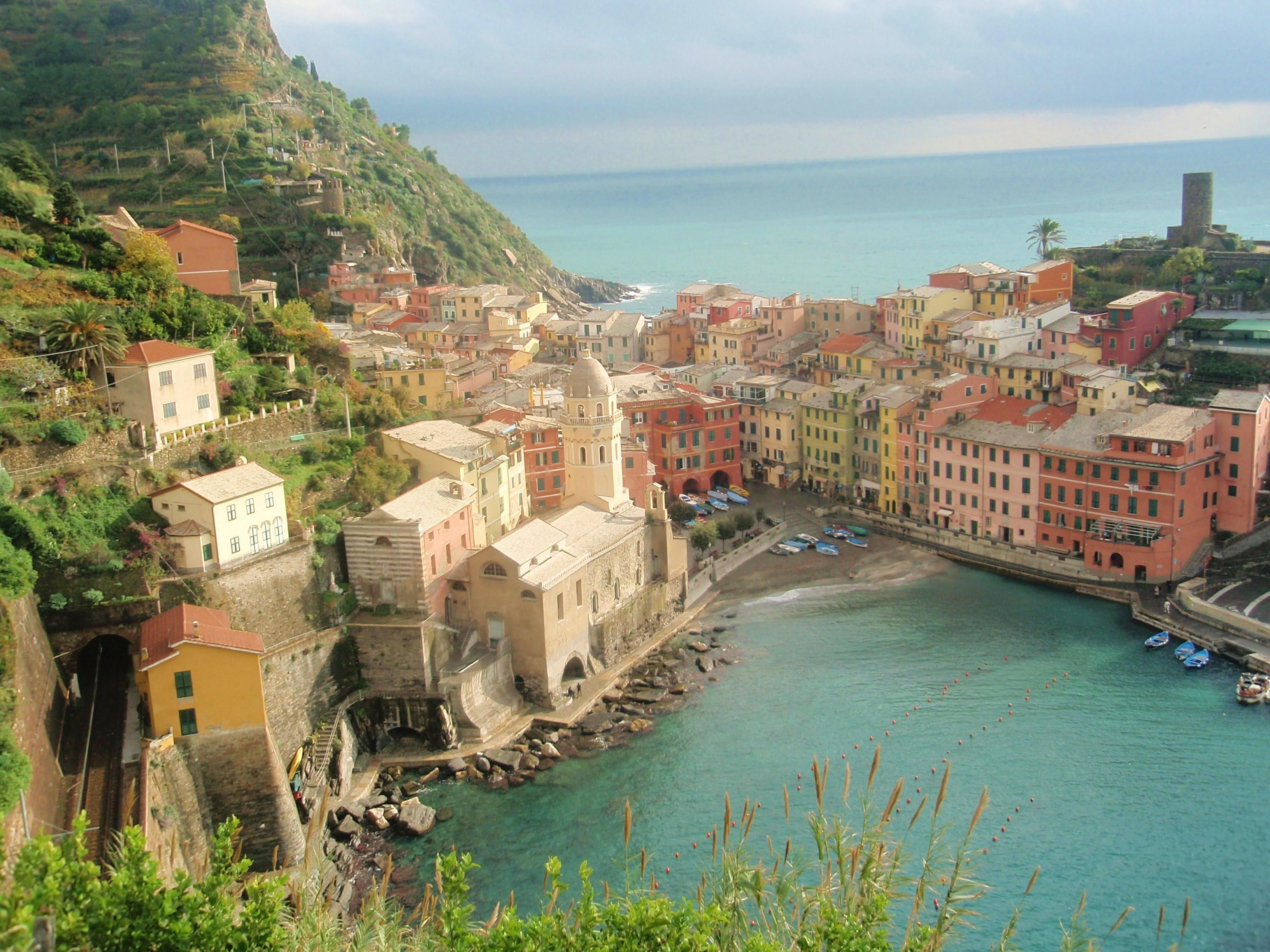 Mar en Vernazza