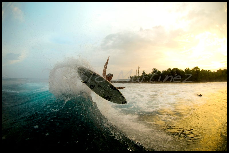 Surf in Mentawai Islands