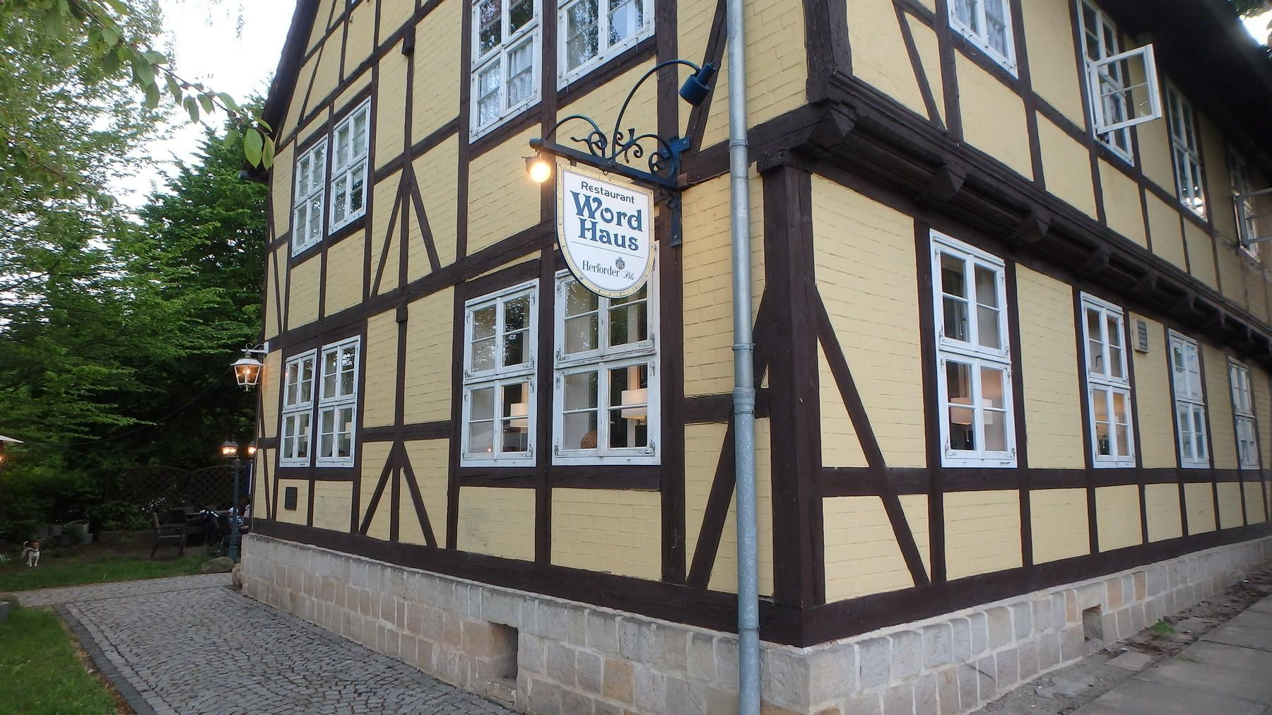 Speiserestaurant Word-Haus