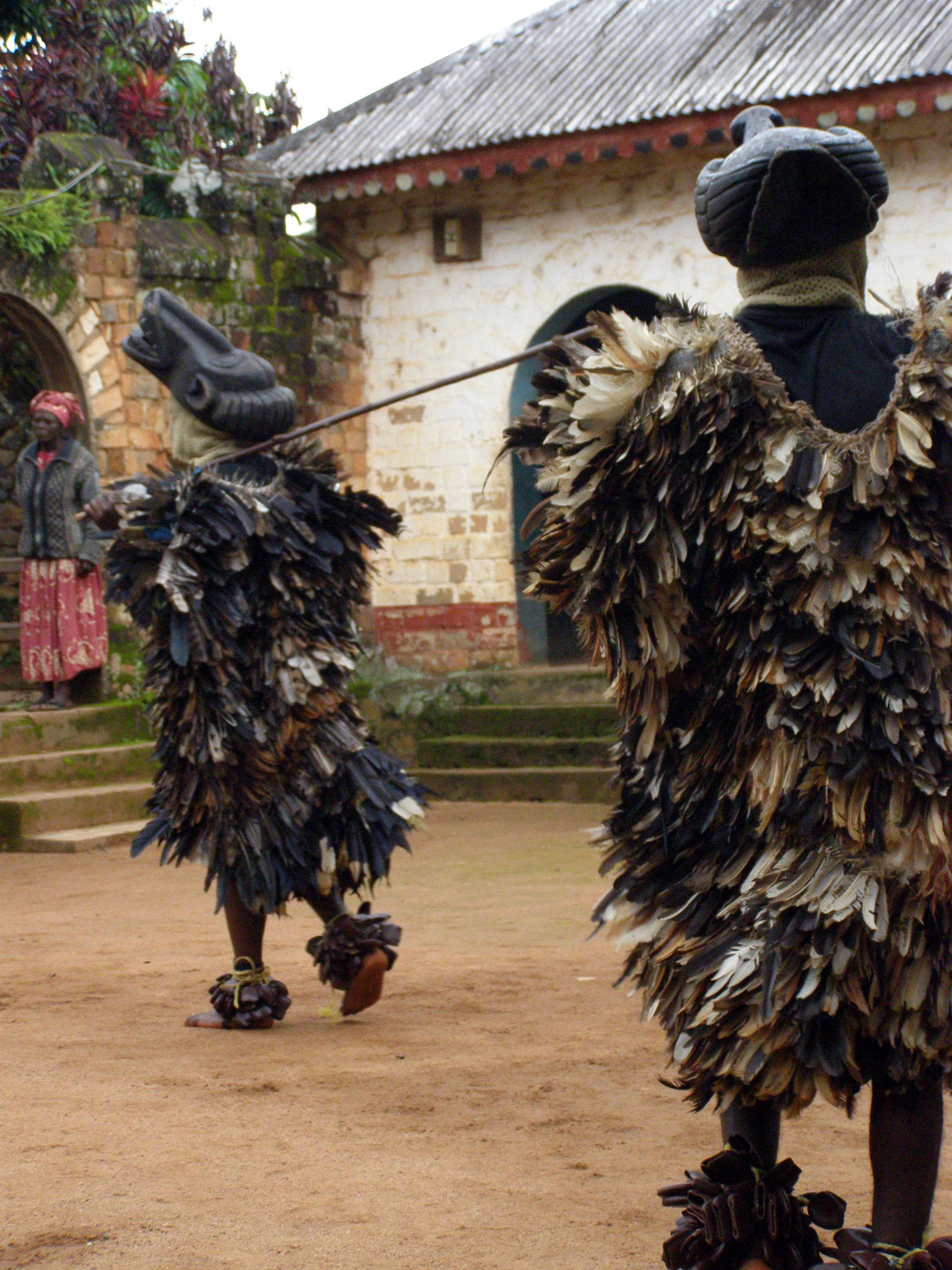 Dances in the Palace of Bafut