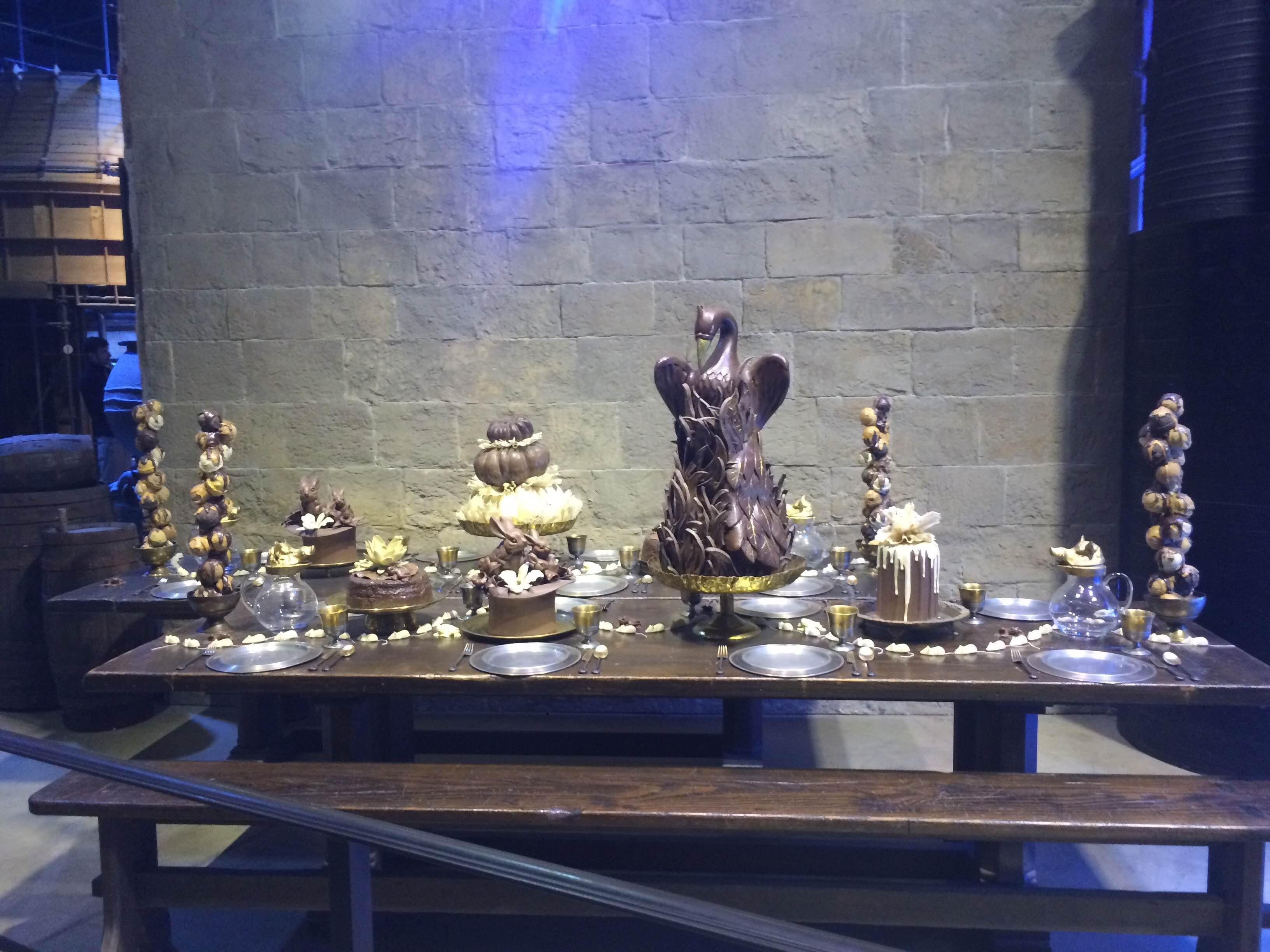 Turismo en The Making of Harry Potter