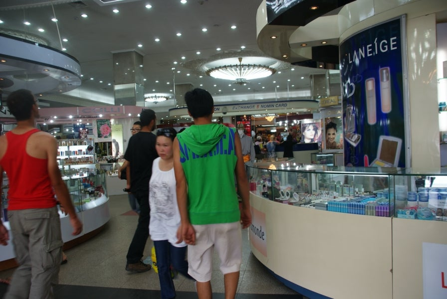 State Departement Store