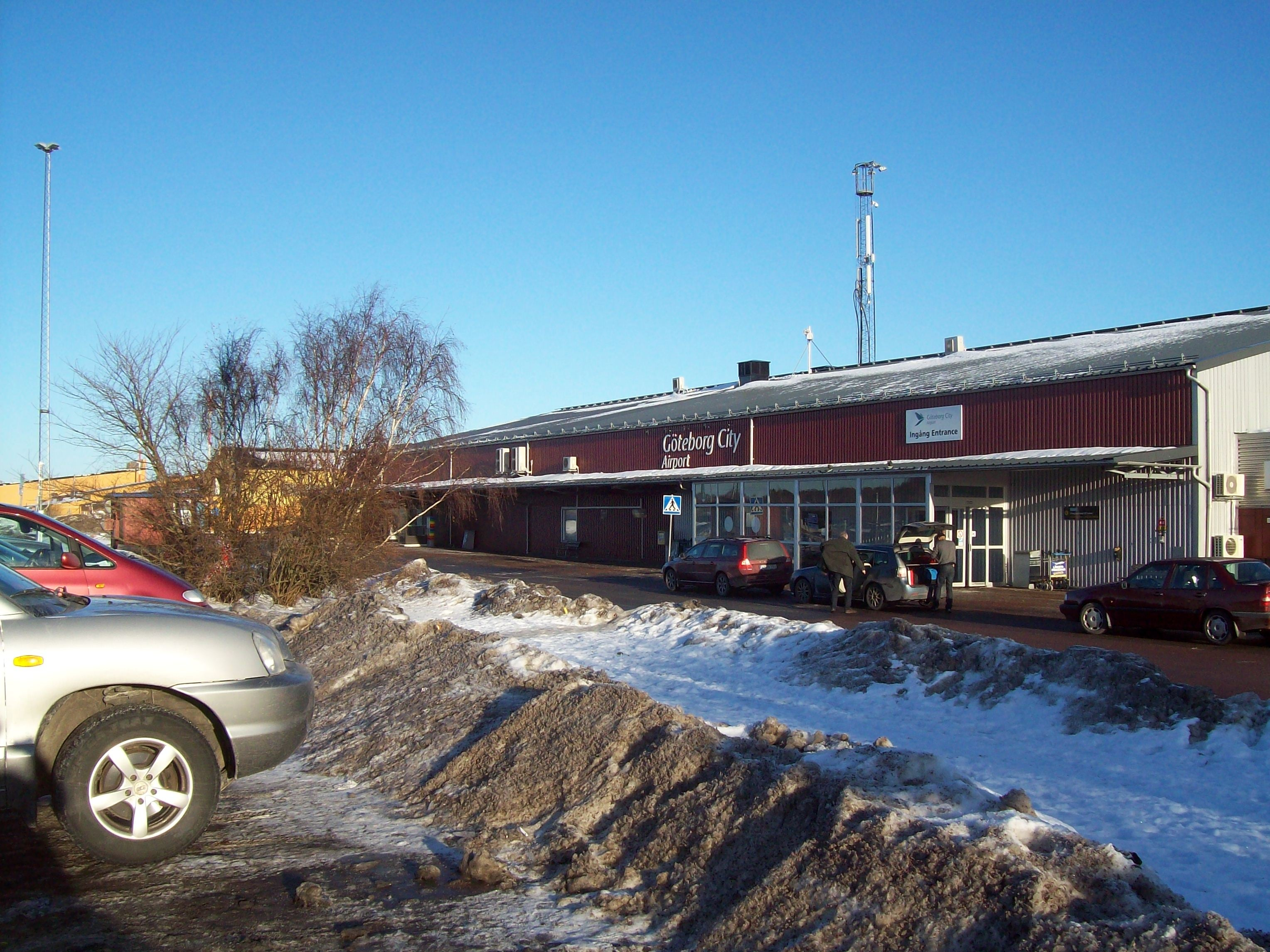 City Airport Hotel Goteborg