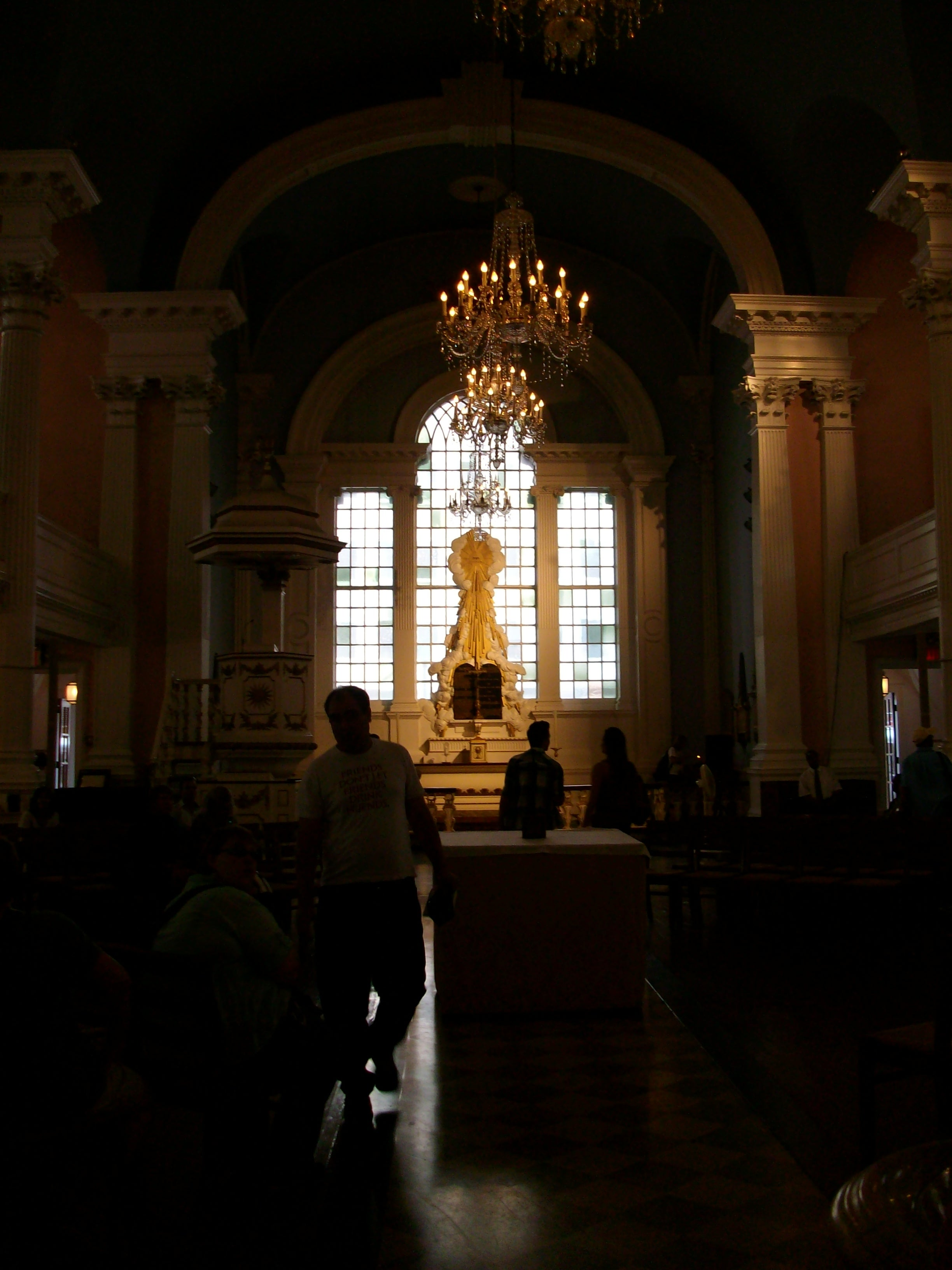 St. Paul´s Chapel