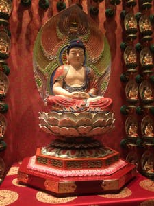 Templo Buddha Tooth Relic