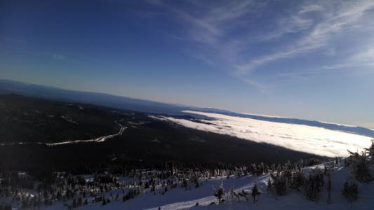 Mt. Bachelor Ski Area