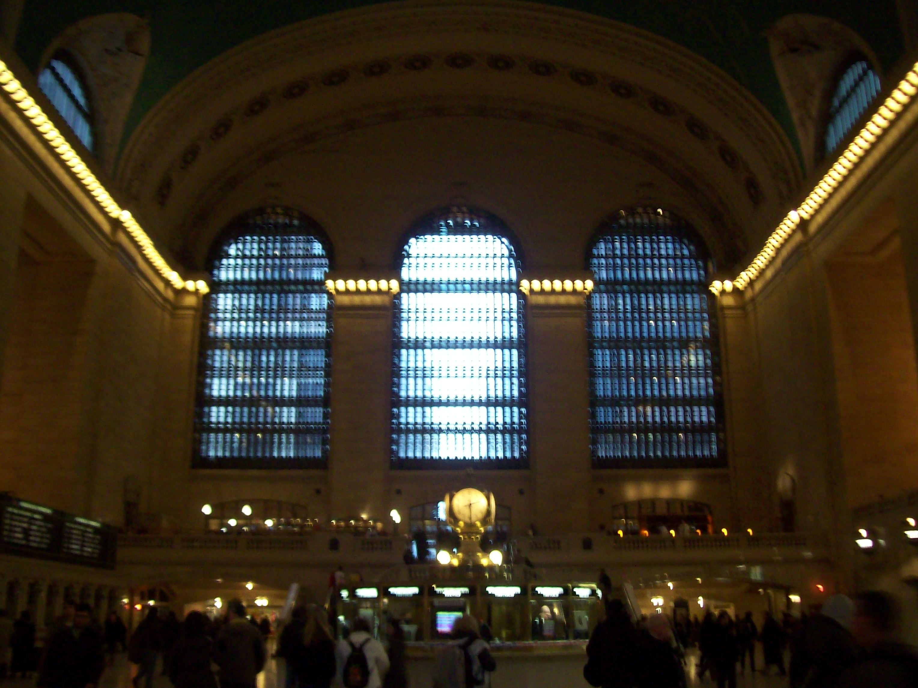 Arquitectura en Grand Central Station