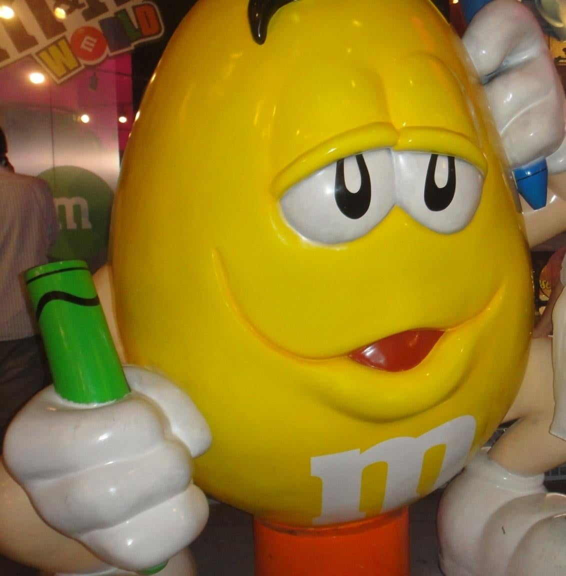 Sonrisa en M&M'S World
