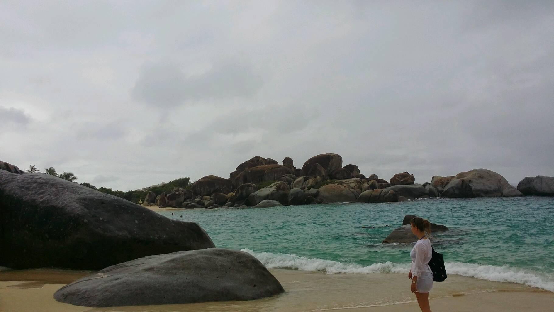 Cala en Virgin Gorda