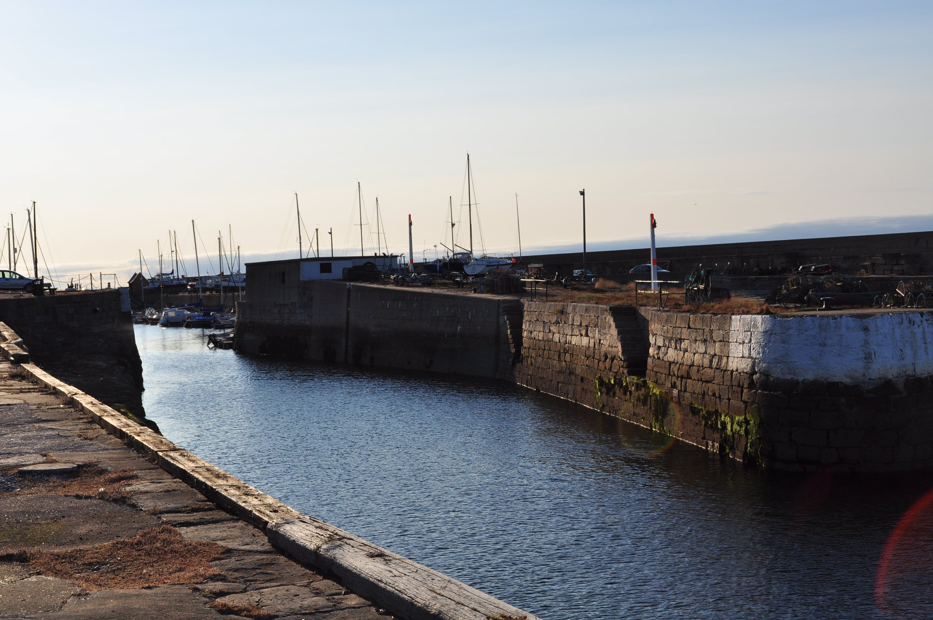 Lossiemouth Harbour