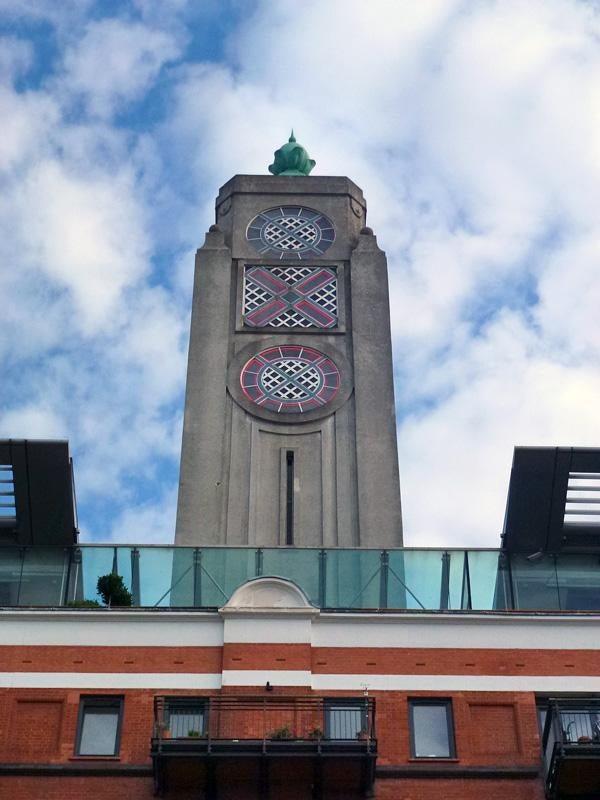 Arquitectura en OXO Tower