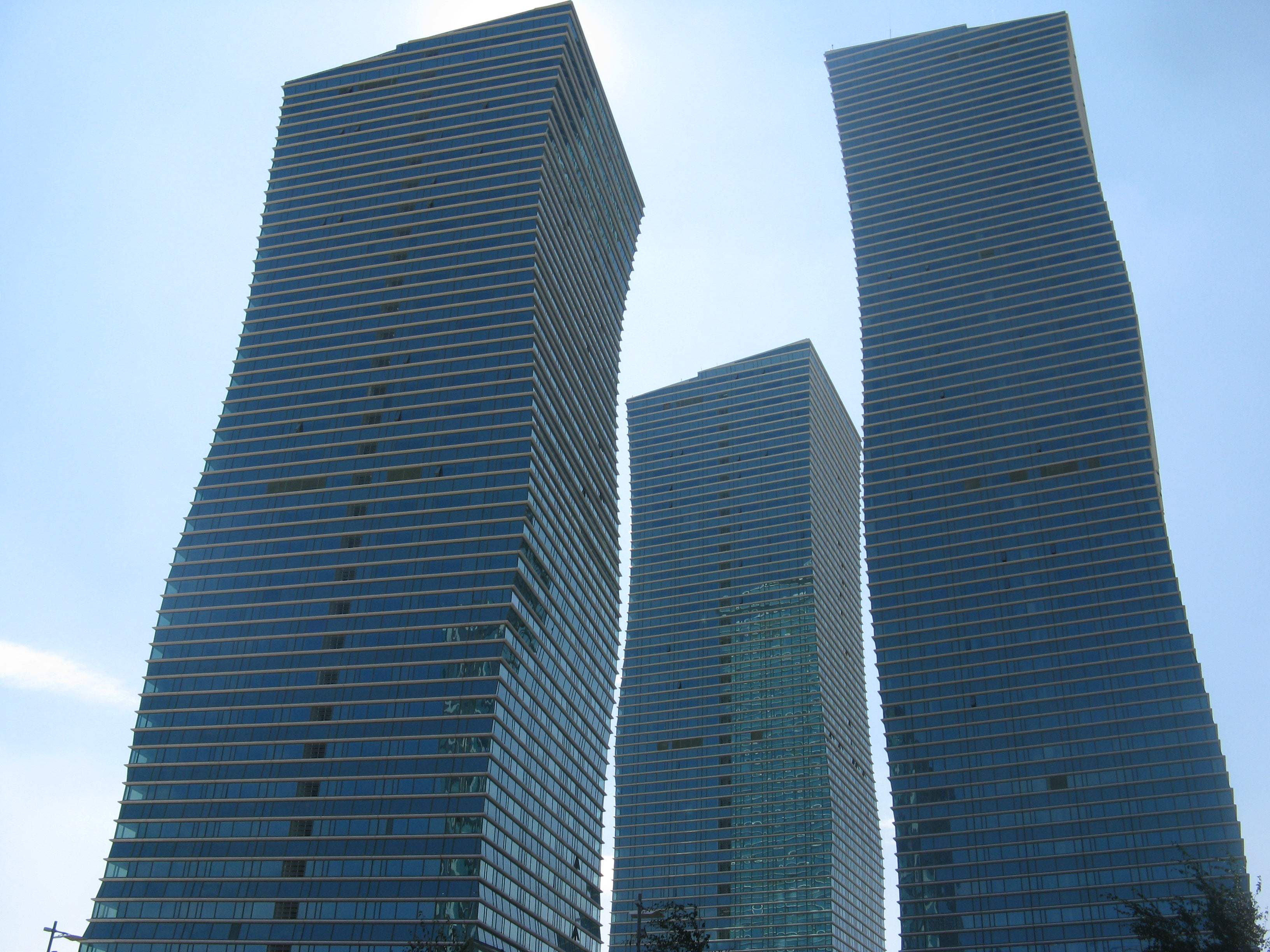 Astana Skyscrapers