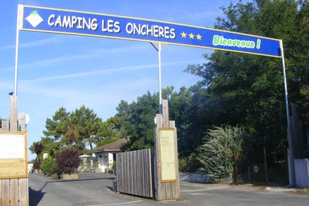 Camping Les Oncheres