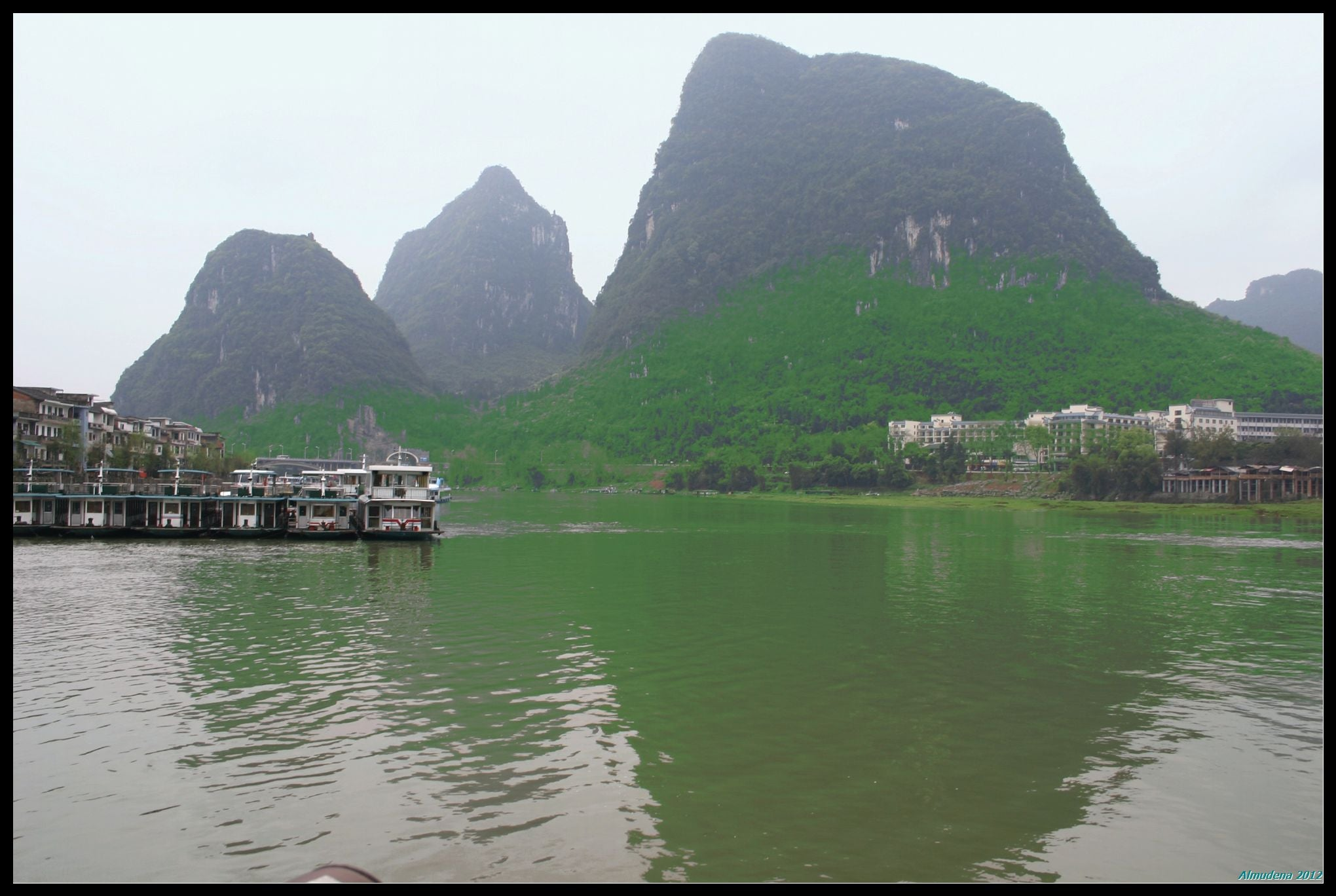 Bahía en Guilin
