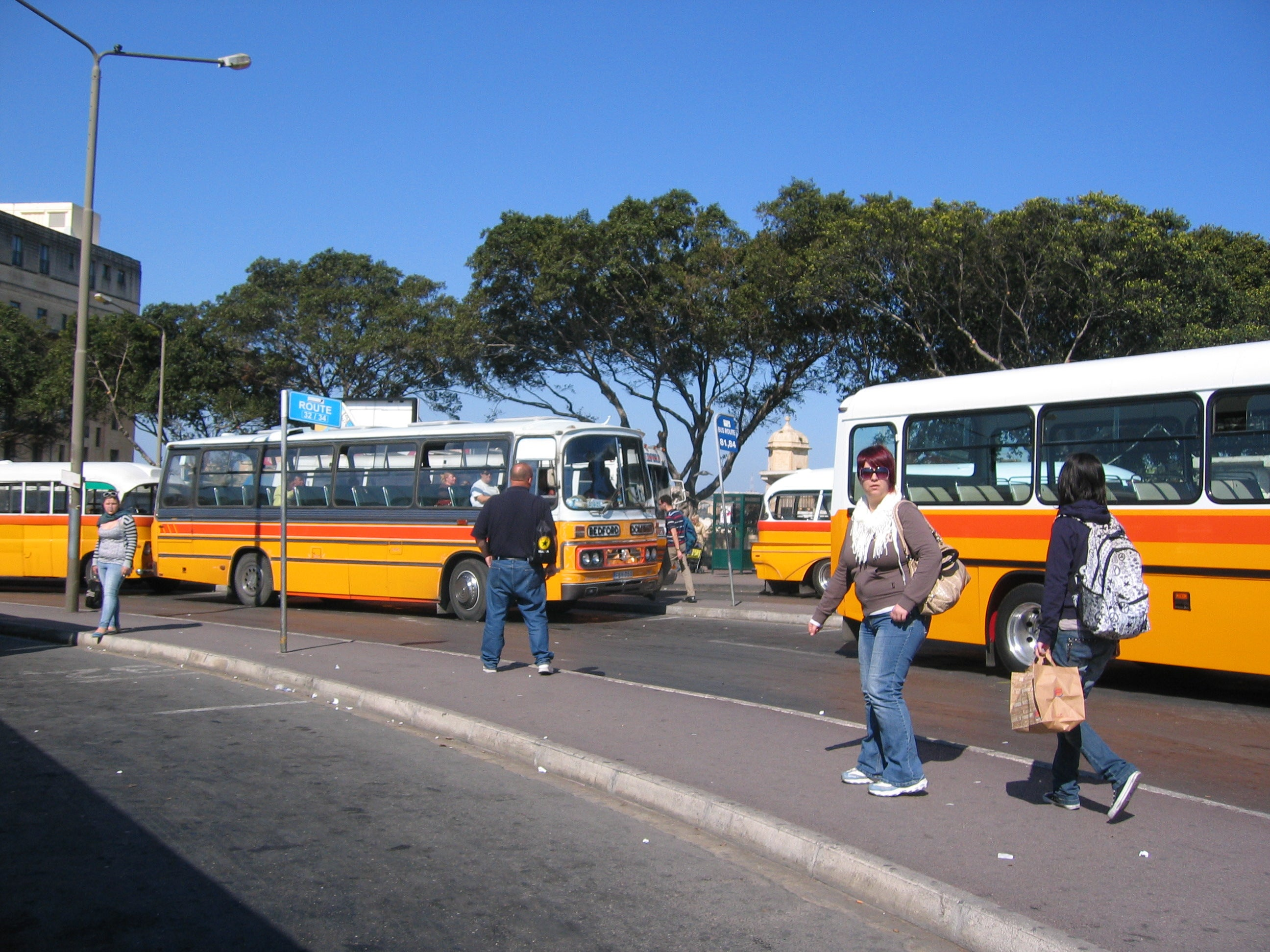 Valletta Bus Station