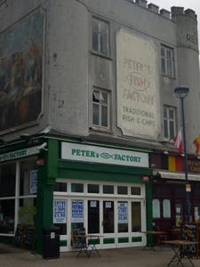 Peter's Fish factory