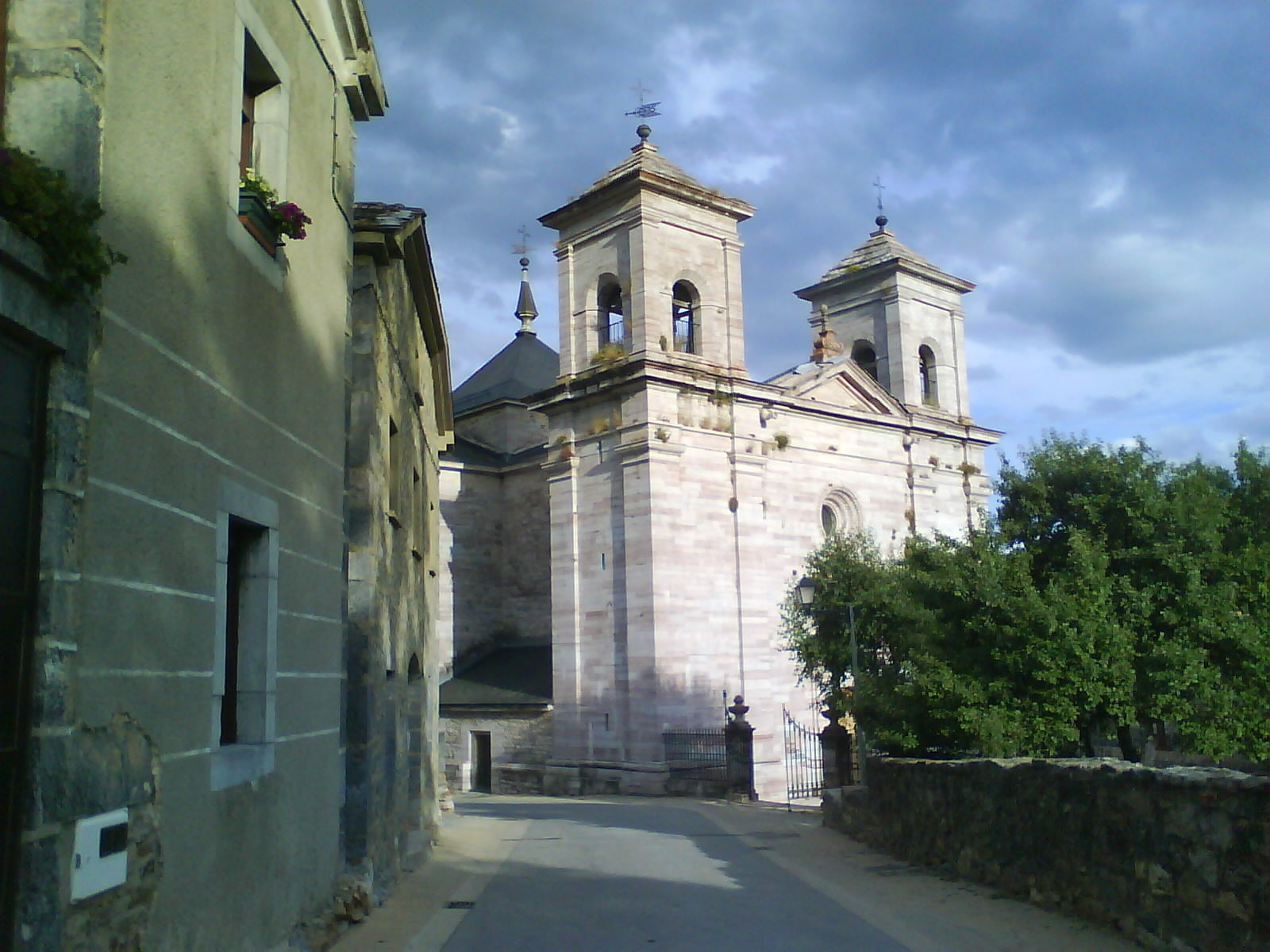 Cathedral of the mountain