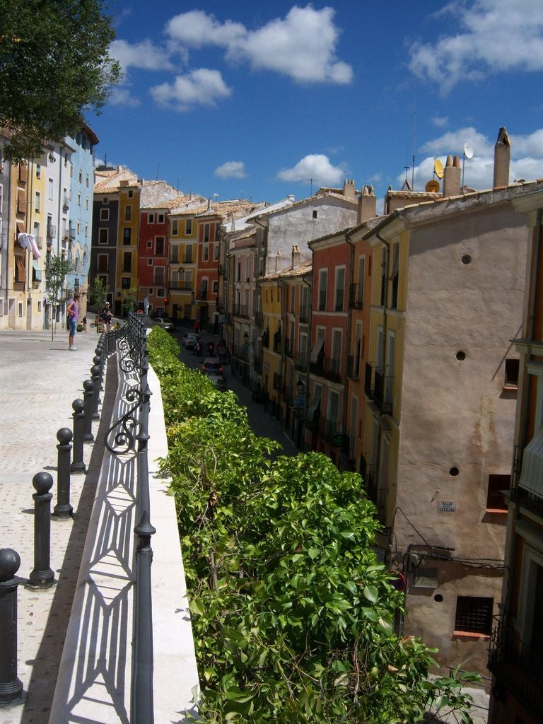 Calle Alfonso VIII