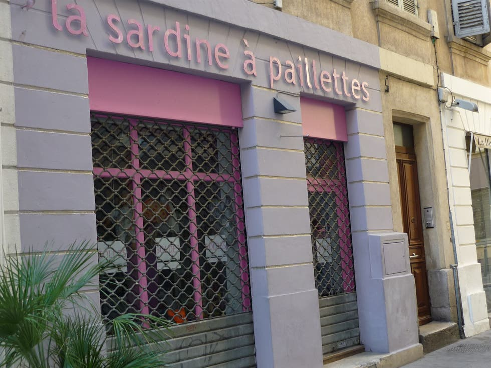 la sardine paillettes marseille 1 exp riences et 1 photos. Black Bedroom Furniture Sets. Home Design Ideas