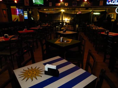 The Flag Bar