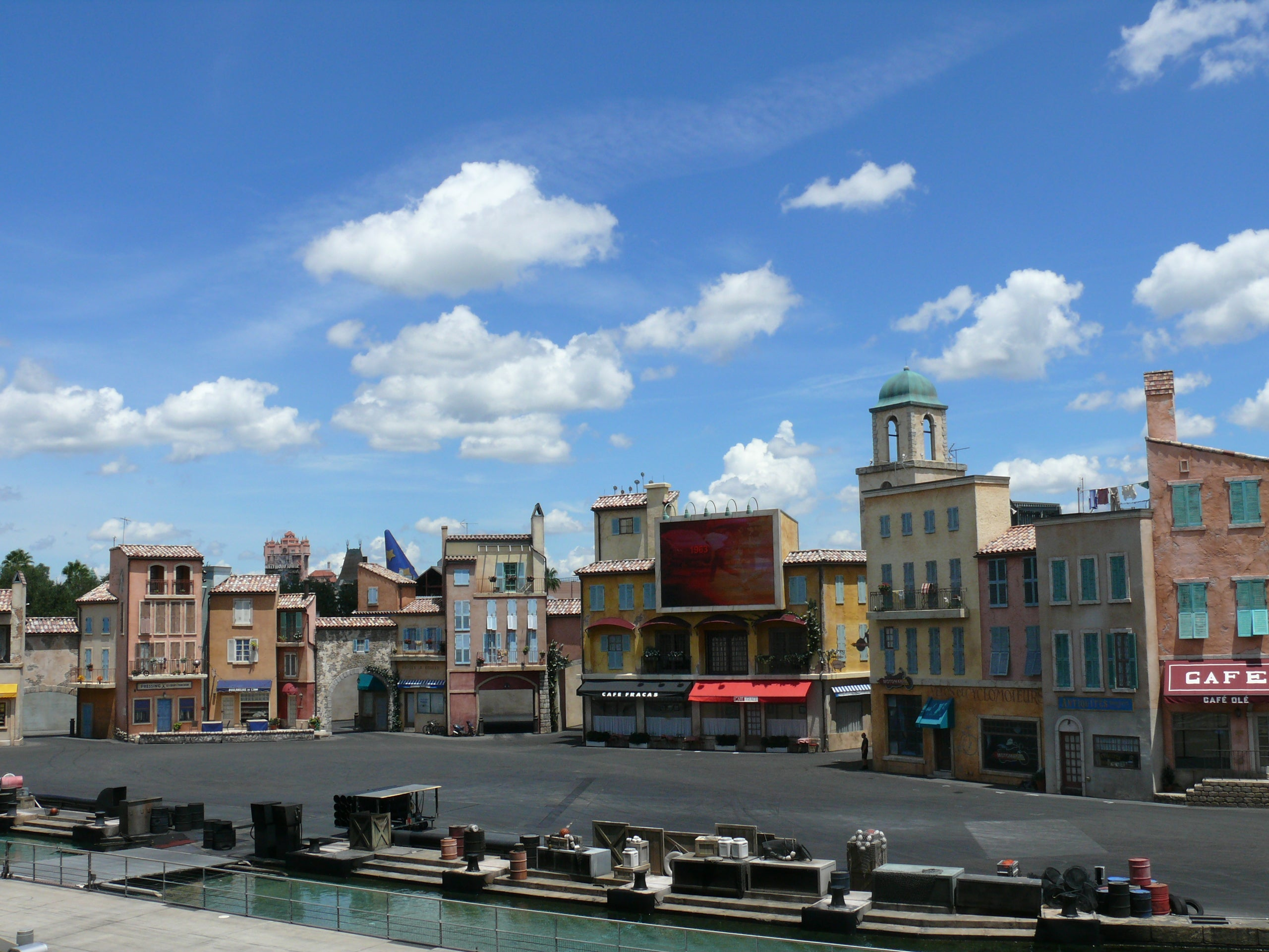 Skyline en Disney's Hollywood Studios