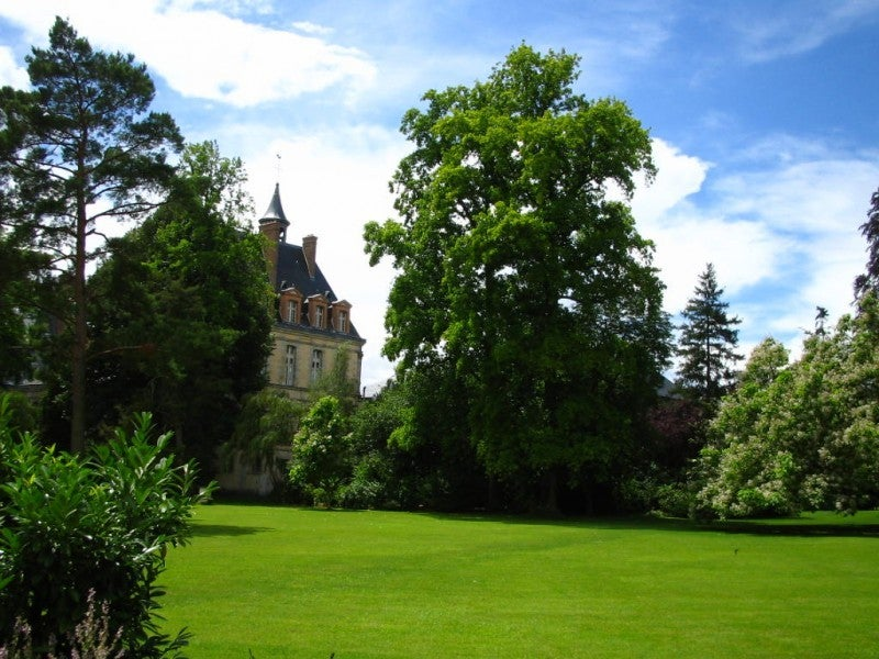 Gardens of Fontainebleau