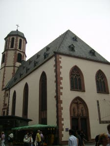 Liebfrauenkirche - Church of Our Lady