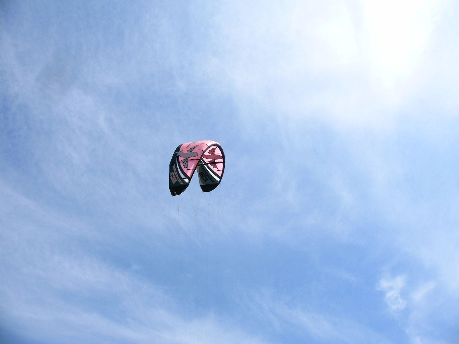 Parasailing en Club Wind Surf Área