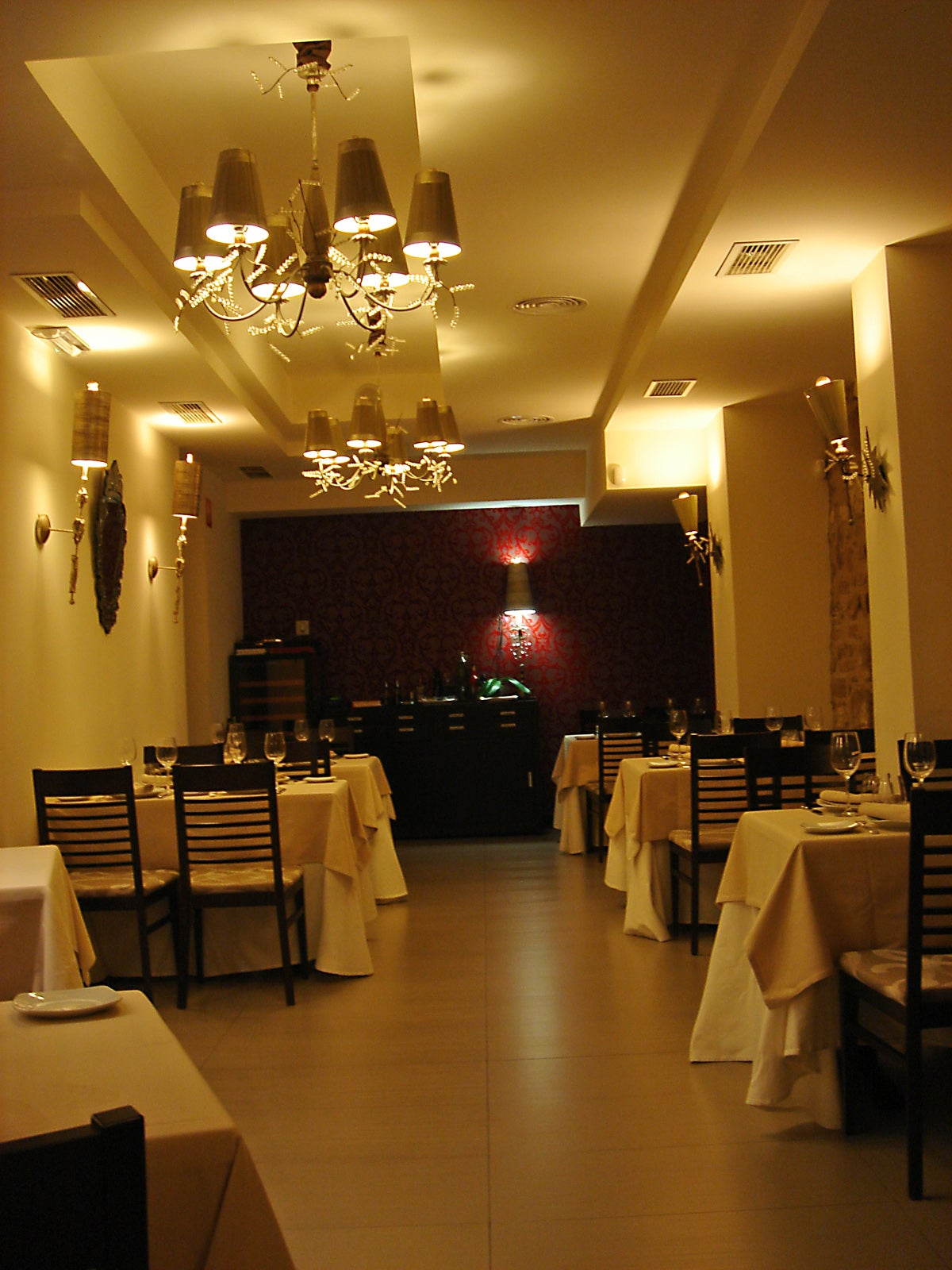 Restaurante en Restaurante - Tapería Antique