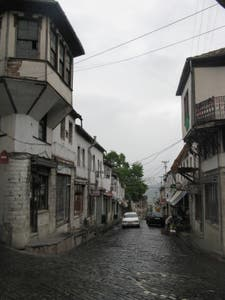 The Streets of Girocastro