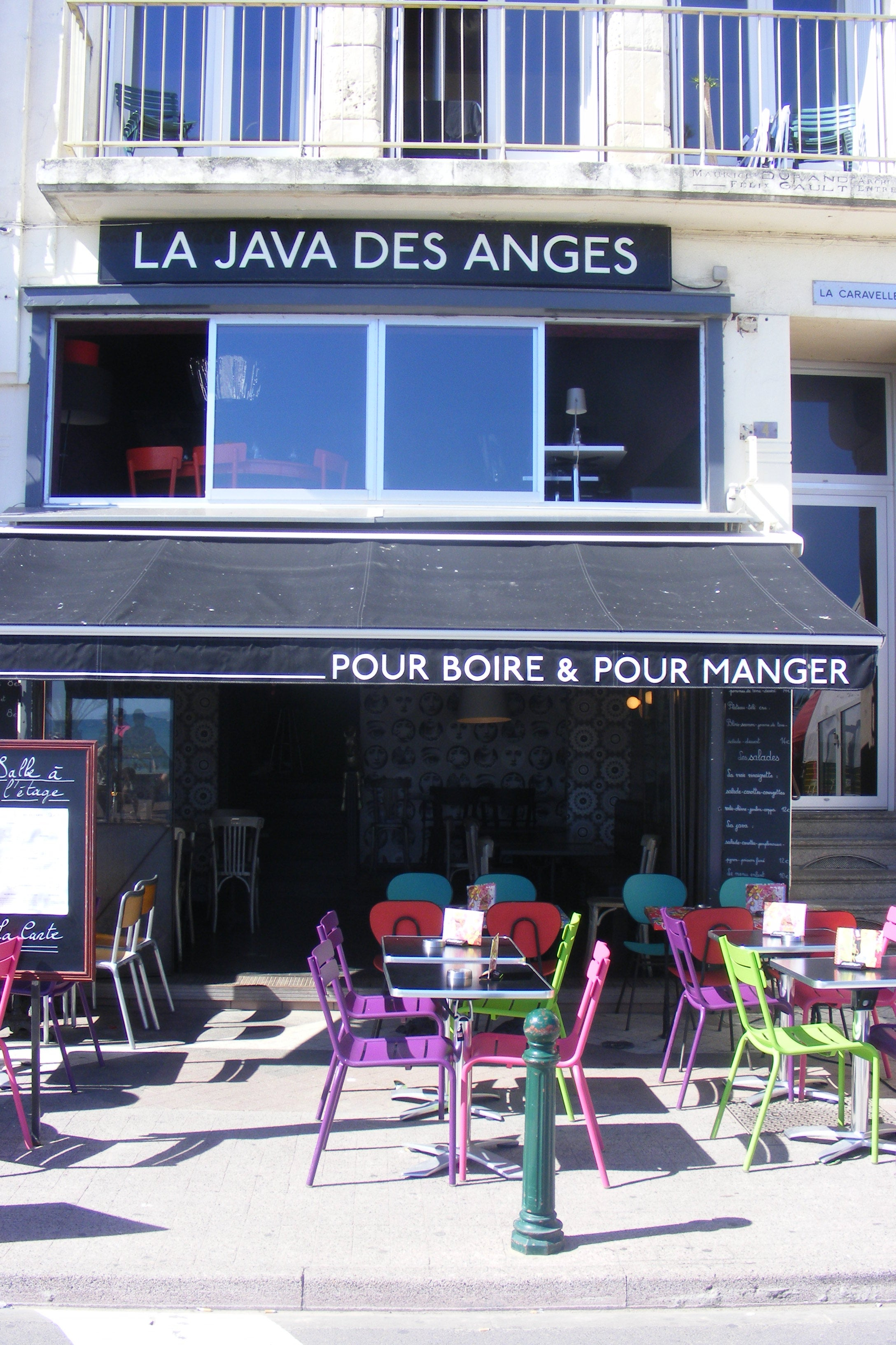 La Java des Anges