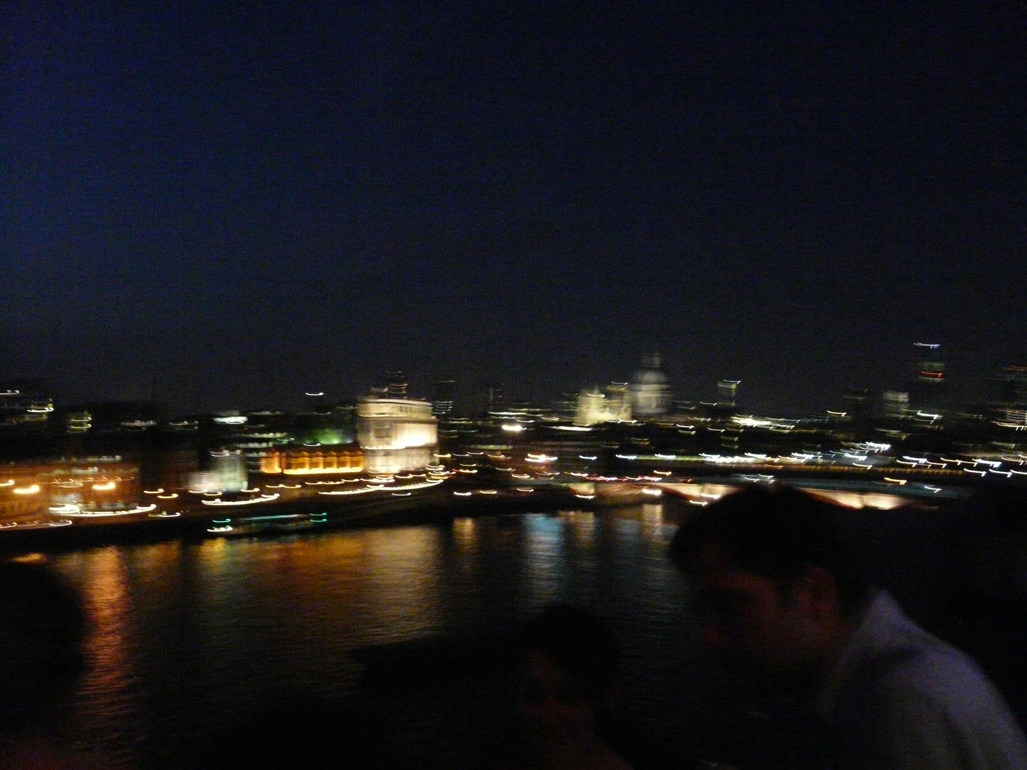 Mar en OXO Tower