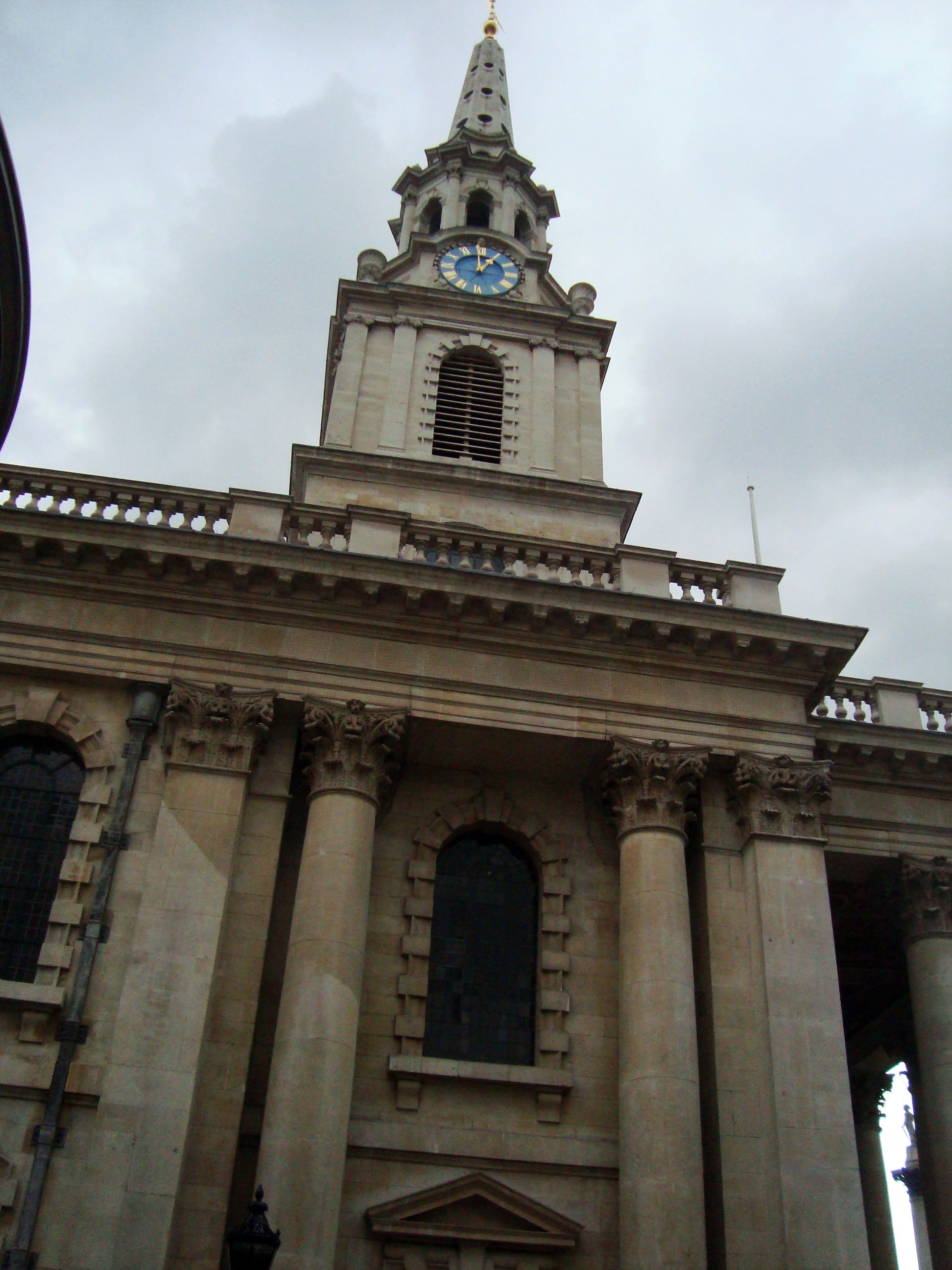 Turismo en St Martin-in-the-Fields