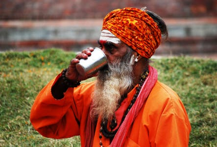 Sadhus of Pashupatinah
