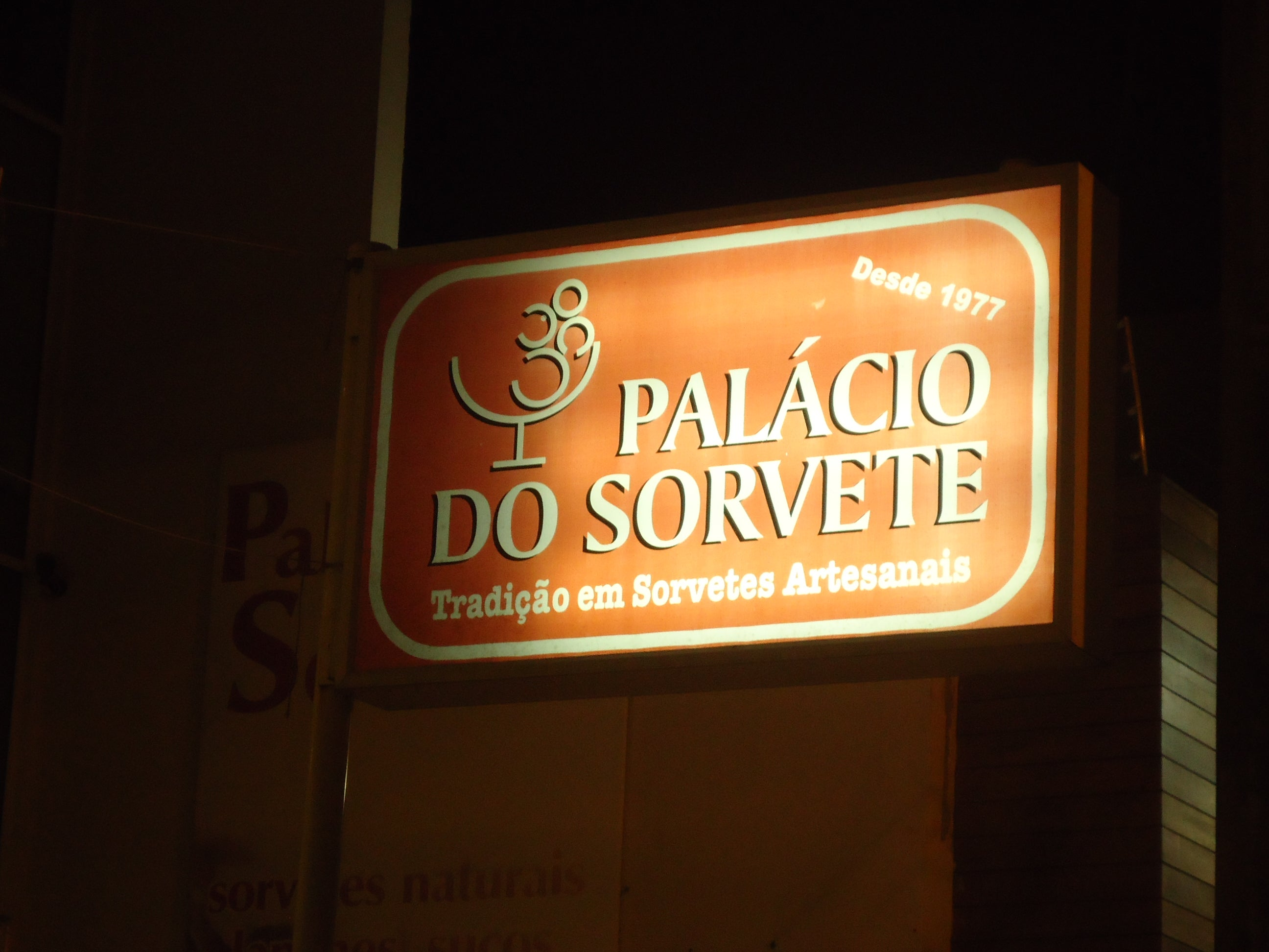 Heladería Palacio do Sorvete