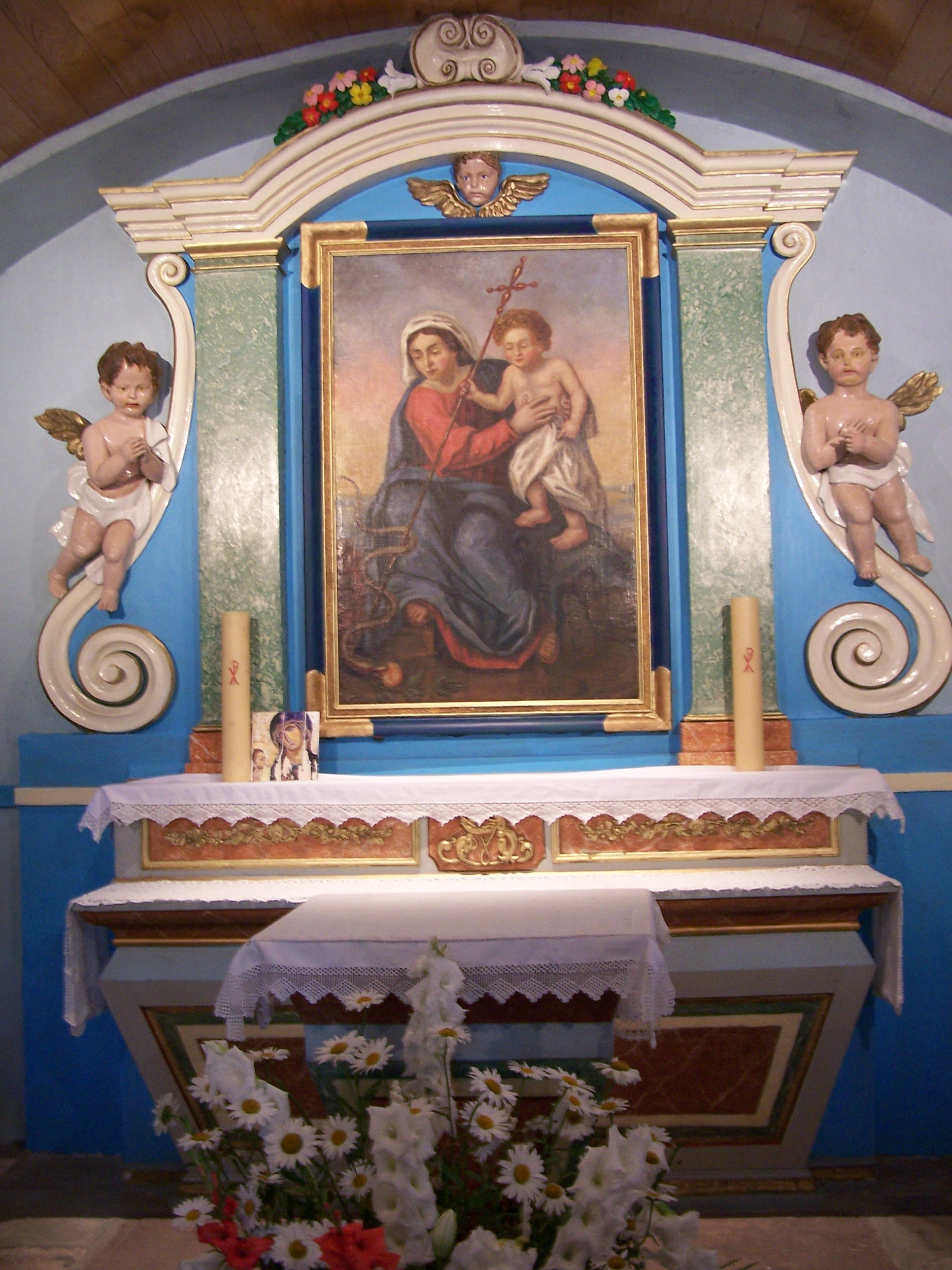 Chapel of our Lady of Socorri