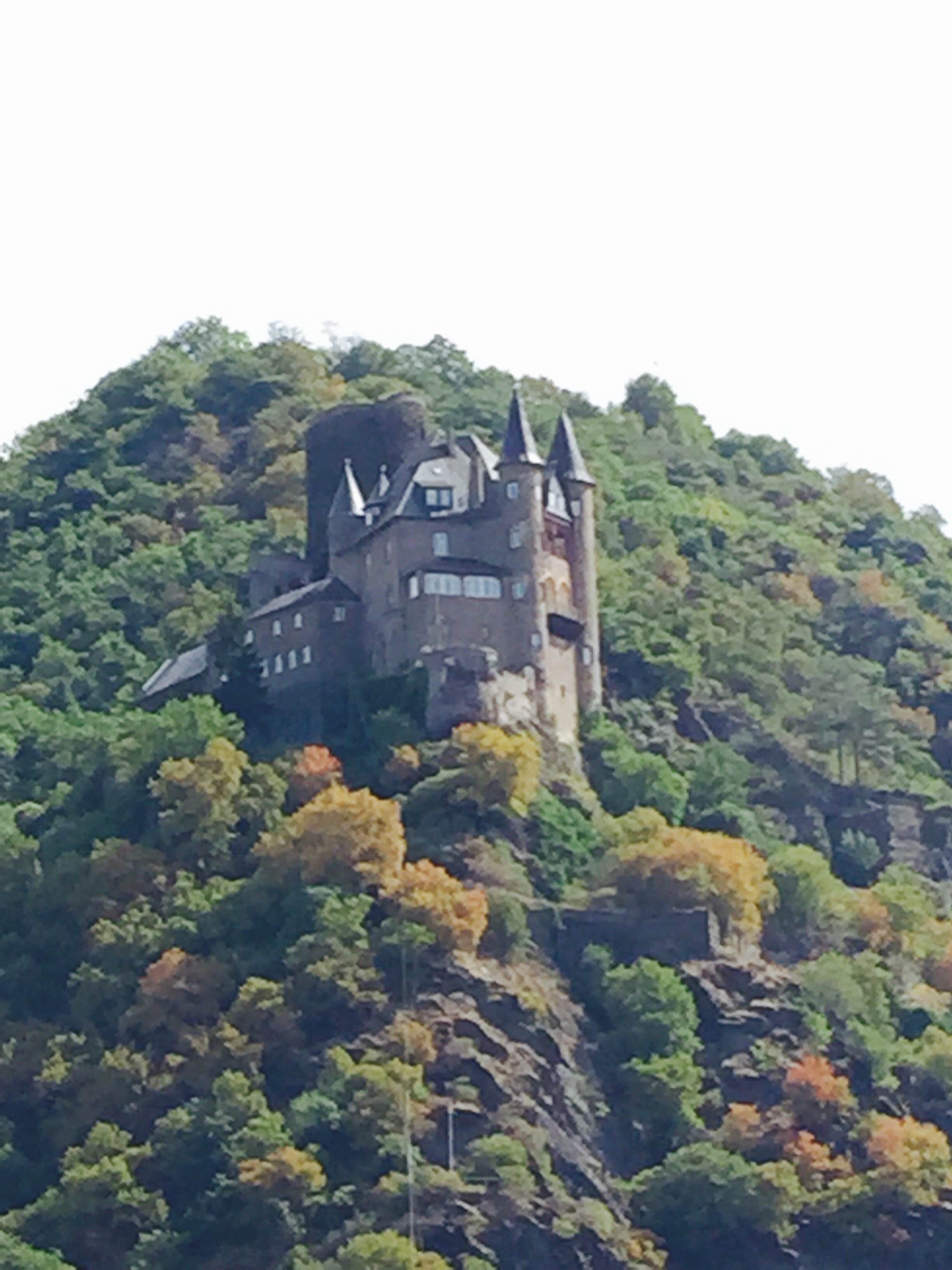 Valley of the Upper Middle Rhine