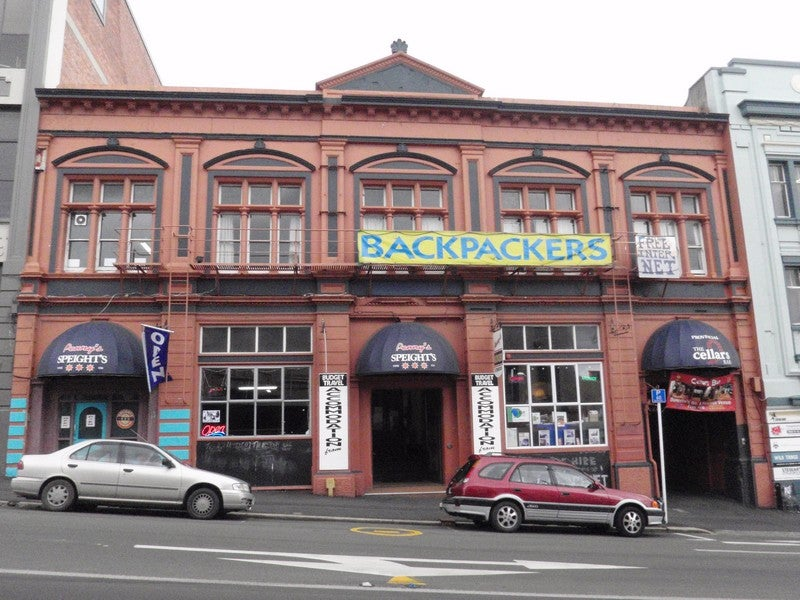 Pennys Backpackers Lodge hotel