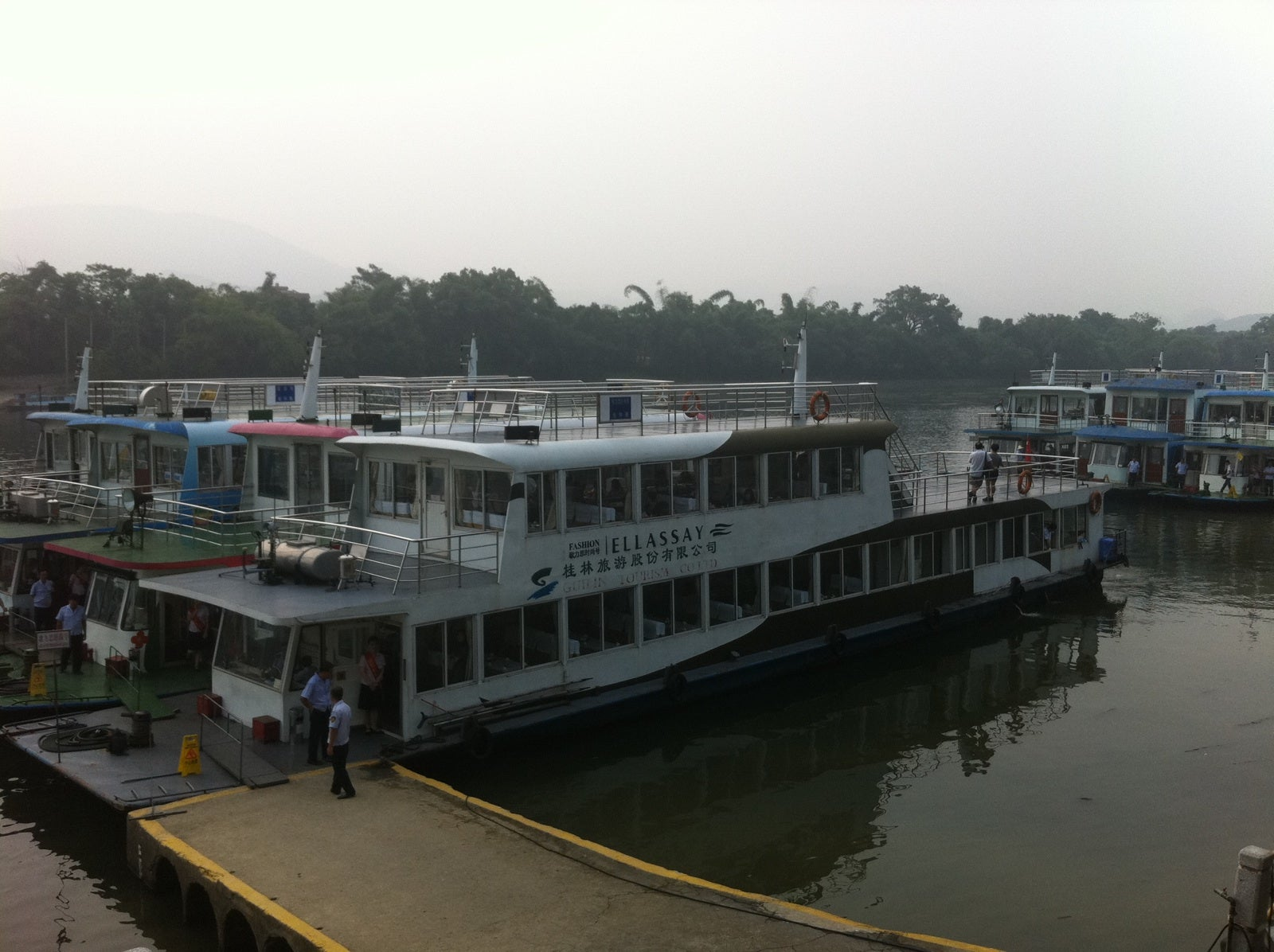 Transporte en Guilin
