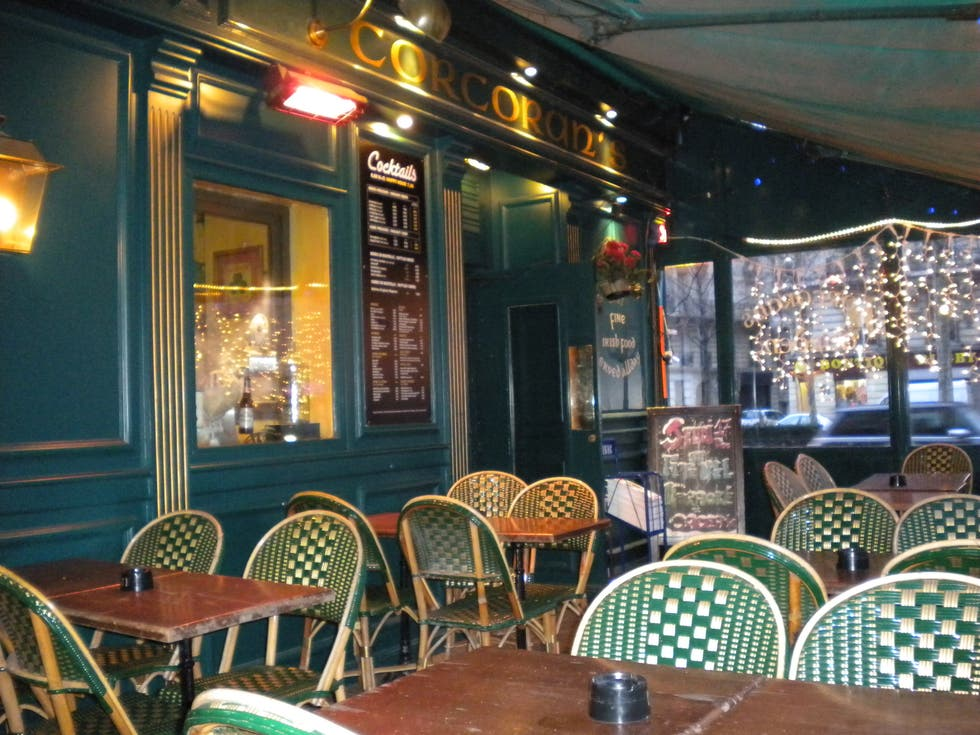 corcorans traditional irish pub paris 1 exp riences et 3 photos. Black Bedroom Furniture Sets. Home Design Ideas