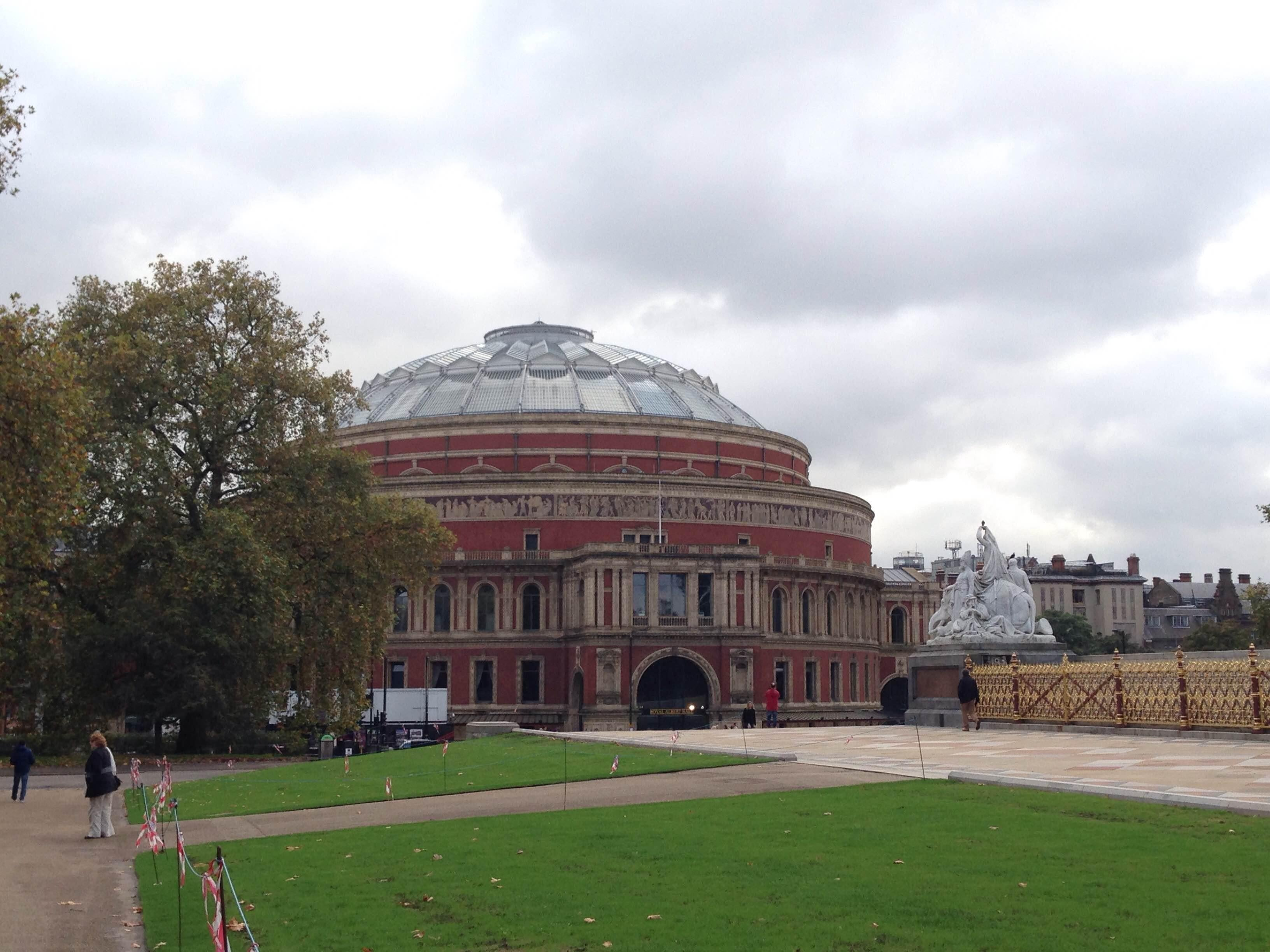 Parque en Royal Albert Hall