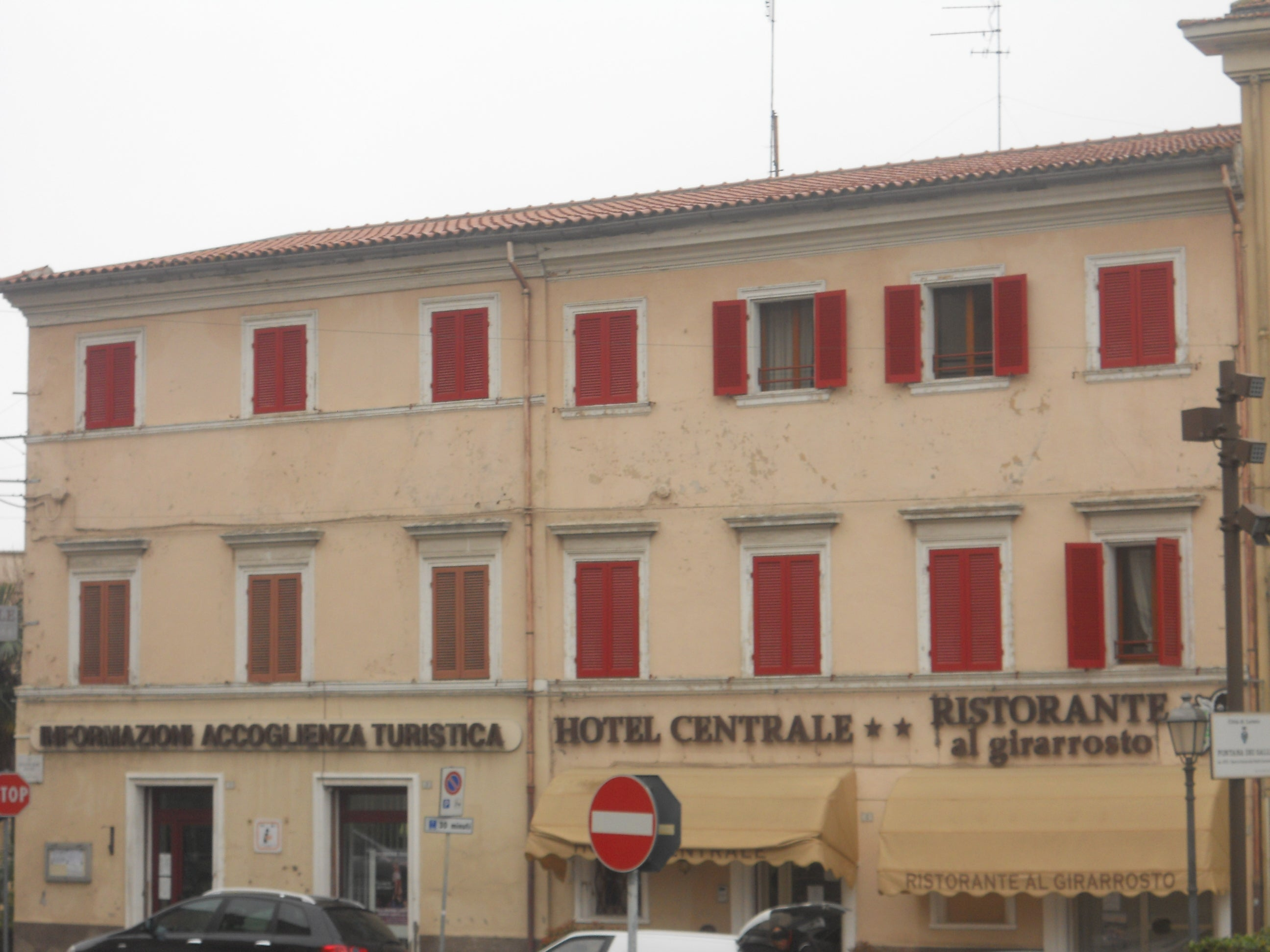 Centrale Hotel