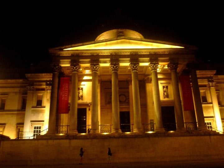 Teatro en National Gallery