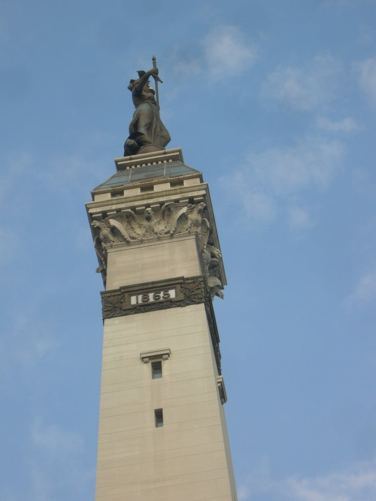 State Soldiers and Sailors Monument