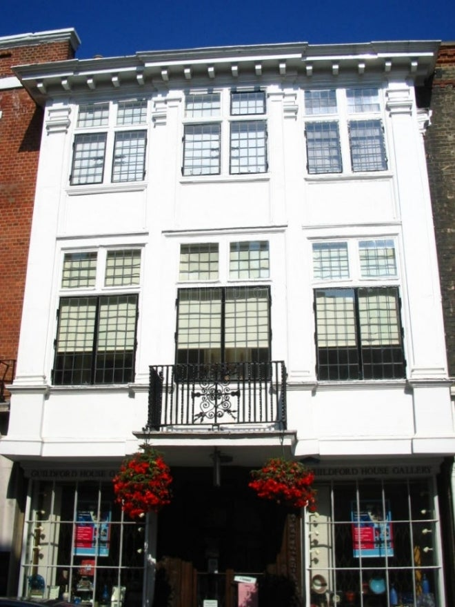 Casa en High Street de Guildford