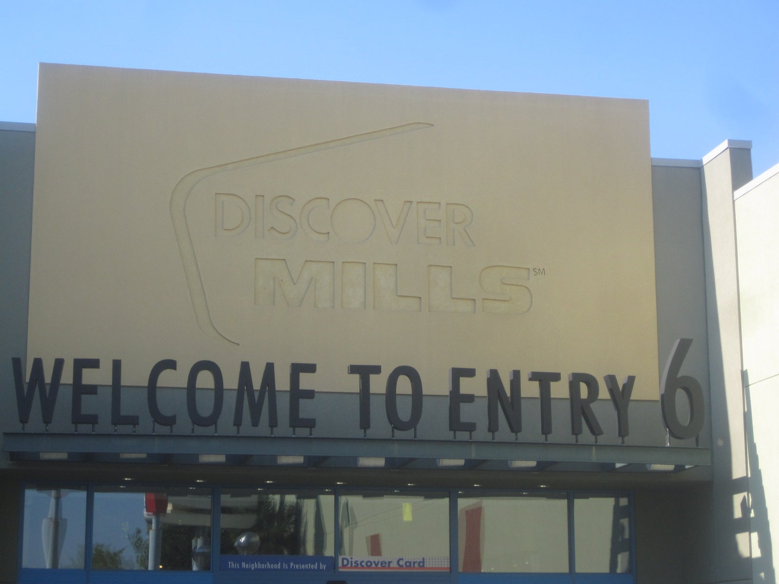 Discover Mills