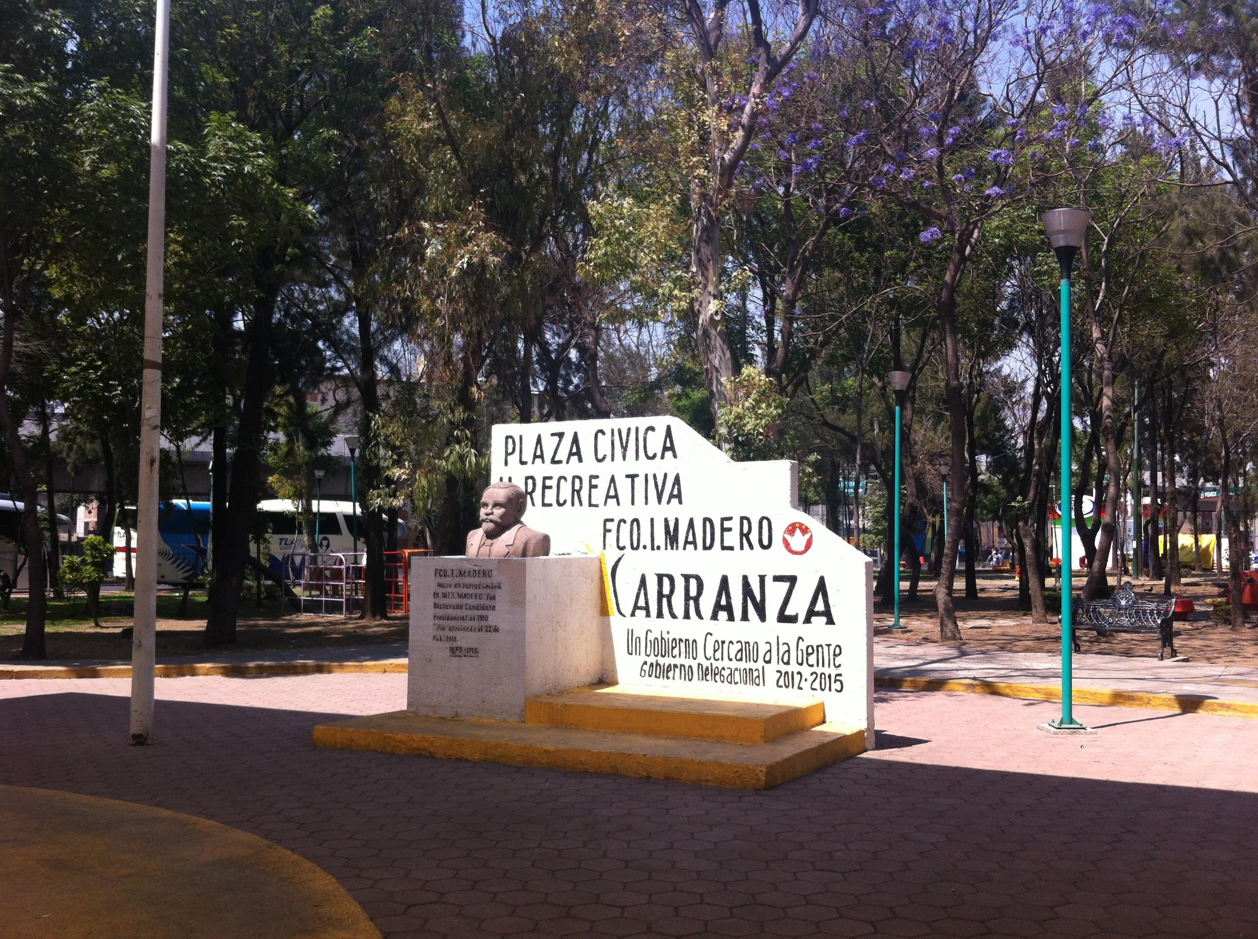 Parque Recreativo Francisco I. Madero